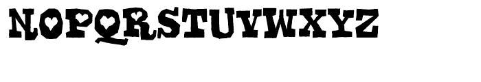 Gomoku Regular Font UPPERCASE