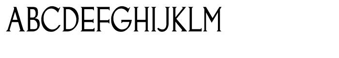 Goodfish Regular Font UPPERCASE