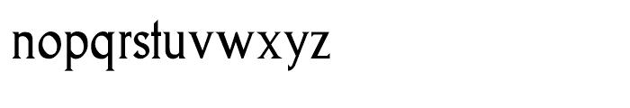 Goodfish Regular Font LOWERCASE