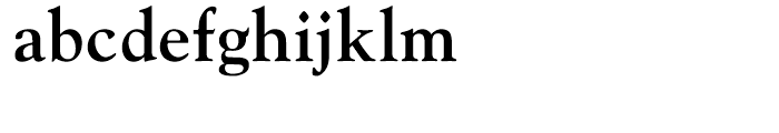 Goudy Hellenic Bold Font LOWERCASE