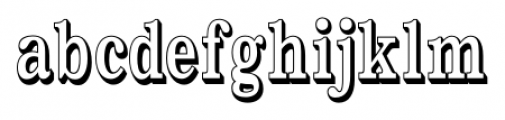 Gold Fever  Open Condensed Font LOWERCASE