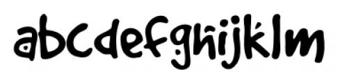 Gooddog Cool Font LOWERCASE