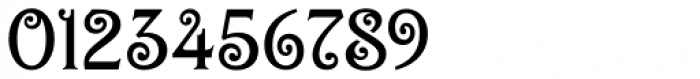 Goddess Swash Font OTHER CHARS