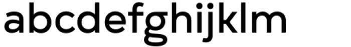 Gogh Medium Font LOWERCASE