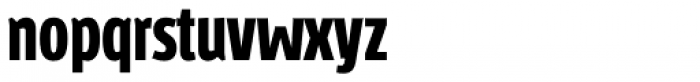 Golary Red Bold LF Font LOWERCASE