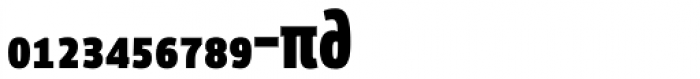 Golary Red Exbo Expert Font LOWERCASE