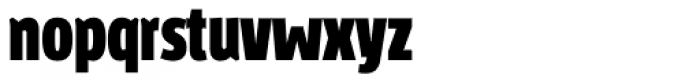 Golary Red Exbo TF Font LOWERCASE
