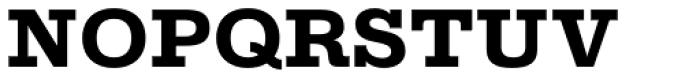 Gold ExtraBold Font UPPERCASE