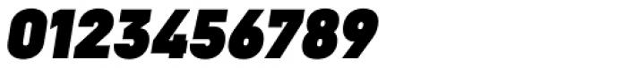 Goldbill Black Italic Font OTHER CHARS