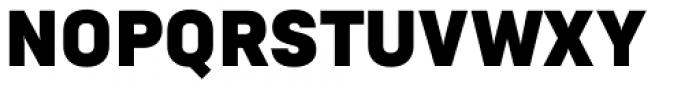 Goldbill Extra Bold Font UPPERCASE