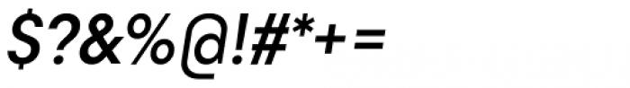 Goldbill Medium Italic Font OTHER CHARS