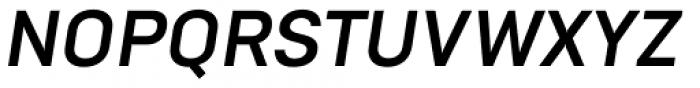 Goldbill Medium Italic Font UPPERCASE