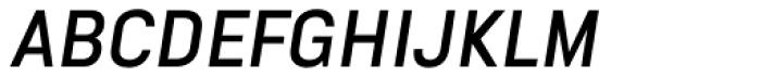Goldbill XS Italic Font UPPERCASE