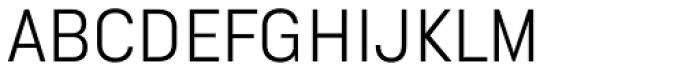 Goldbill XS Light Font UPPERCASE