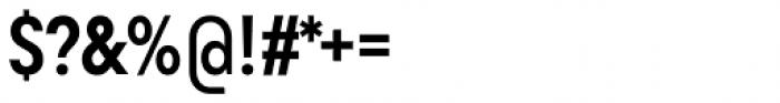 Goldbill XS Medium Font OTHER CHARS