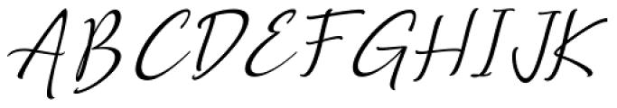 Golden Class Font Duo script slant Font UPPERCASE