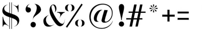 Golden Class Font Duo serif Font OTHER CHARS
