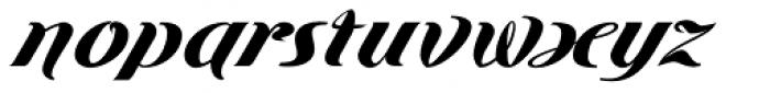 Golden Love Font LOWERCASE