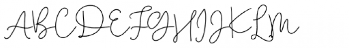 Golden  Font UPPERCASE