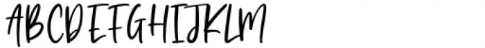 Goldmind Regular Font UPPERCASE