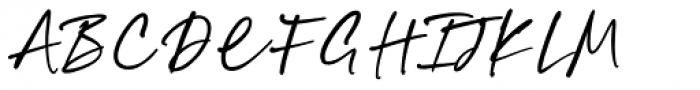 Goldney Alt Font UPPERCASE