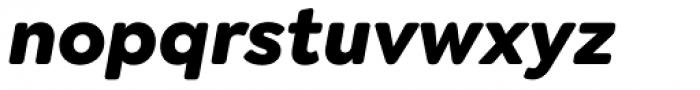 Goldplay Bold Italic Font LOWERCASE