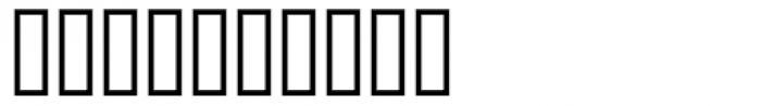 Golgotha AM Font OTHER CHARS