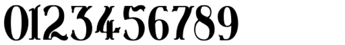 Gondolieri Condensed Bold Font OTHER CHARS