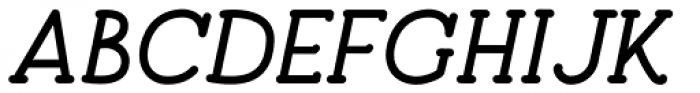 Good Bad Man Italic Font UPPERCASE