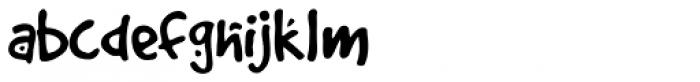Good Dog Cool Font LOWERCASE