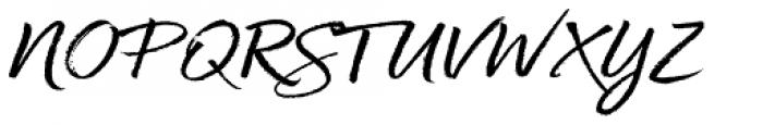 Good Karma Wide Font UPPERCASE