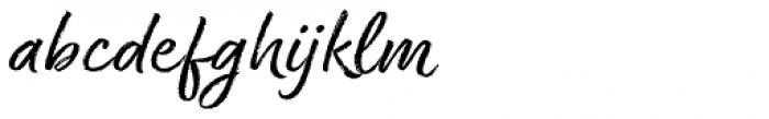 Good Karma Wide Font LOWERCASE