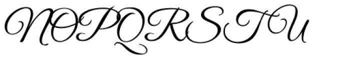 Good Vibrations Pro Font UPPERCASE