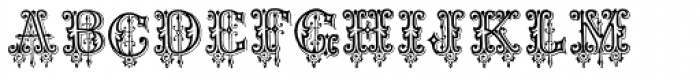 Good Western Font UPPERCASE