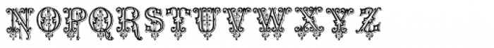 Good Western Font LOWERCASE