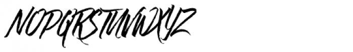 Goodfy Standard Font UPPERCASE