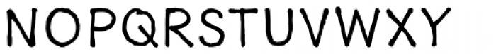 Goodlife Sans Font LOWERCASE