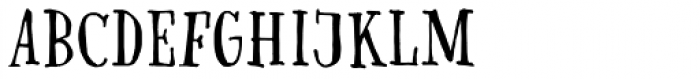 Goodlife Serif Font LOWERCASE