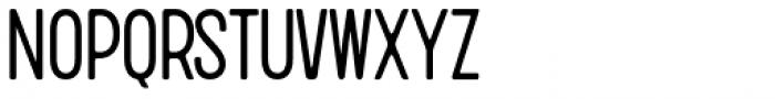 Goodwater Sans1 Font UPPERCASE