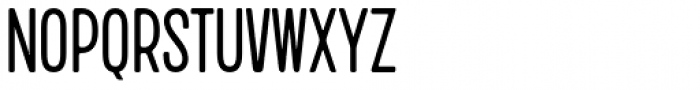 Goodwater Sans1 Font LOWERCASE