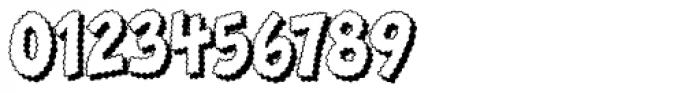 Goosebumps Outline Font OTHER CHARS