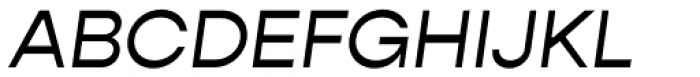 Gopher Text Italic Font UPPERCASE