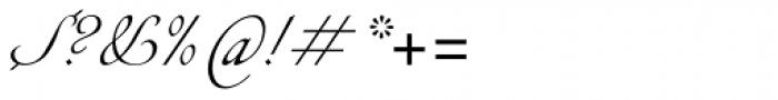 Gorchs Regular Font OTHER CHARS