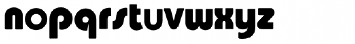 Gord Font LOWERCASE