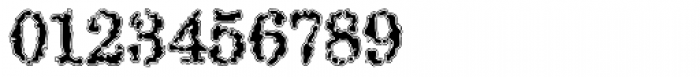 Gorgon Cocoon AOE Font OTHER CHARS