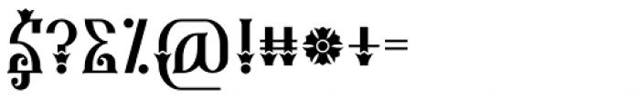 Gorod.Tsaritsyn Bold Italic Font OTHER CHARS