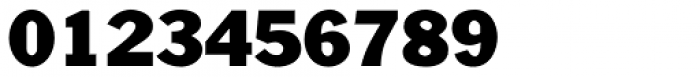 Gothic Number Sixteen Regular Font OTHER CHARS