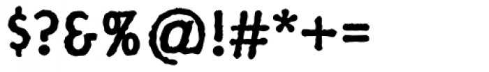 Gothico Antiqua Font OTHER CHARS