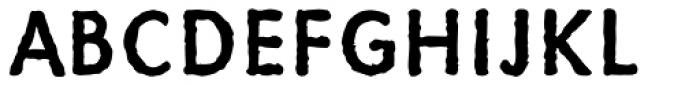 Gothico Antiqua Font UPPERCASE