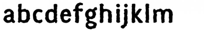 Gothico Antiqua Font LOWERCASE